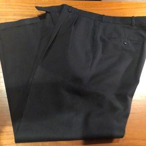Other - Like-New Black Haggar Dress Slacks - 36x30